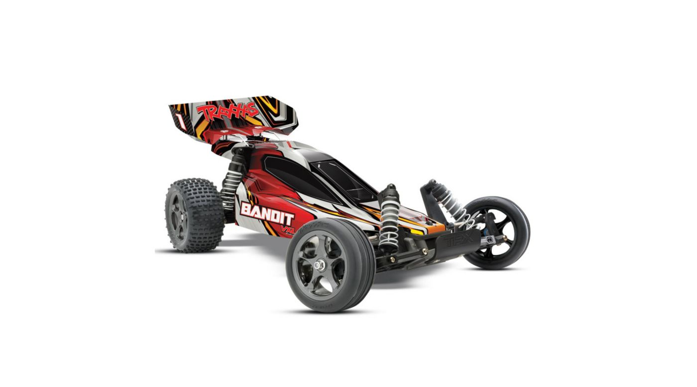 Image for 1/10 Bandit VXL RTR with 2.4GHz Radio, Red from HorizonHobby