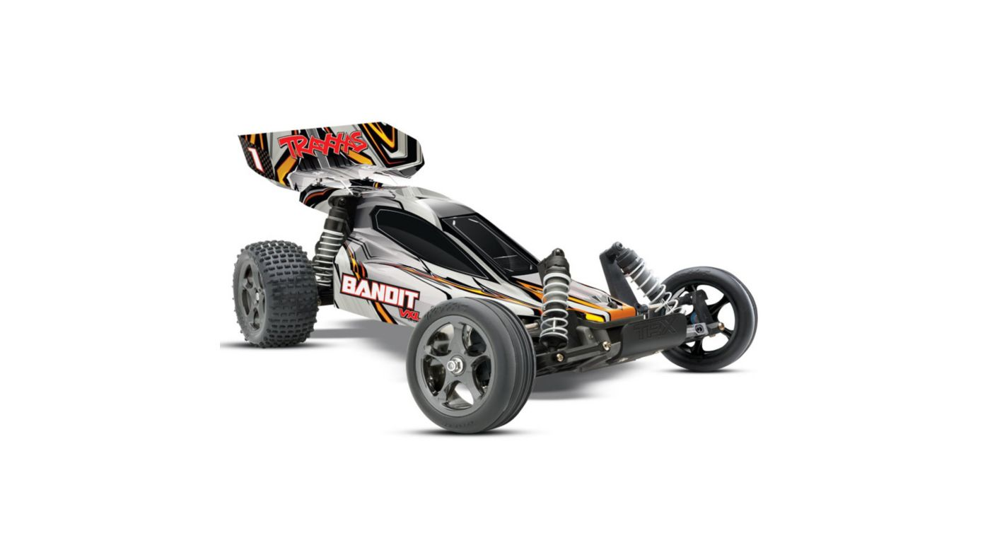 Image for 1/10 Bandit VXL RTR with 2.4GHz Radio, White from HorizonHobby