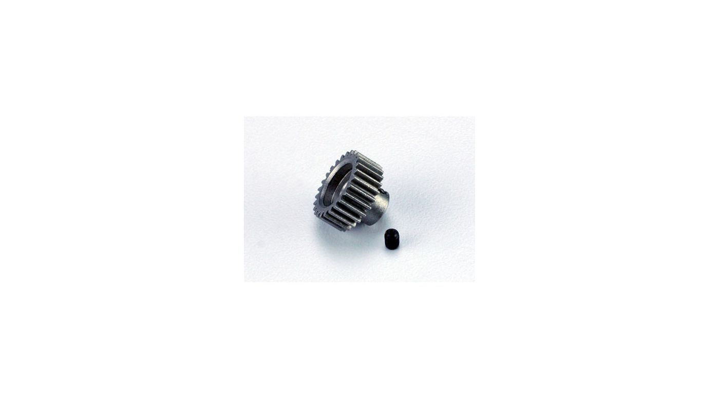 Image for 48P Pinion Gear,  26T:SLH from HorizonHobby