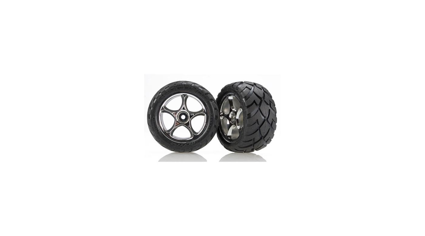 Image for Rear Anaconda 2.2 Tire & Wheel (2): Bandit from HorizonHobby