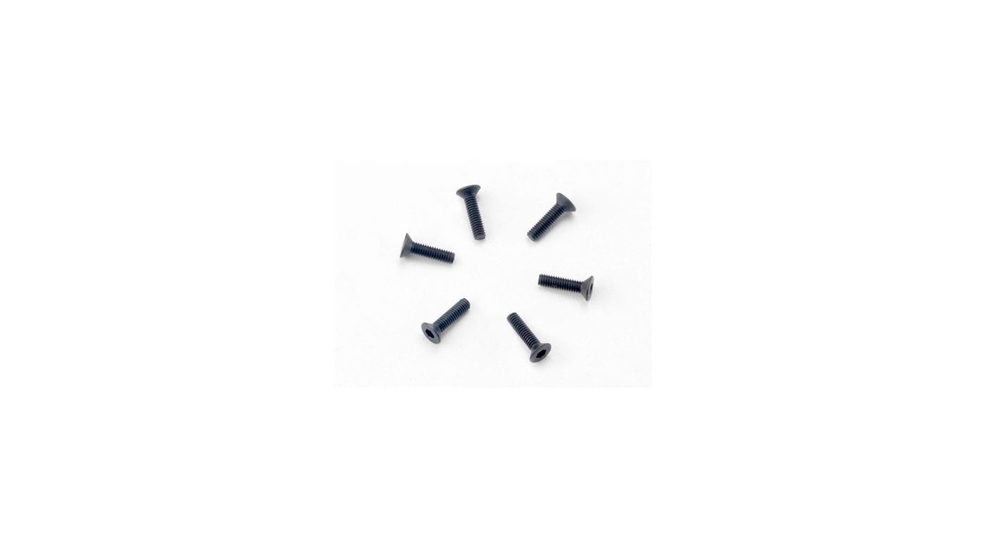Image for Screw, 2.5x10mm, Hex Drive (6):1/16 SLH, ERV from HorizonHobby