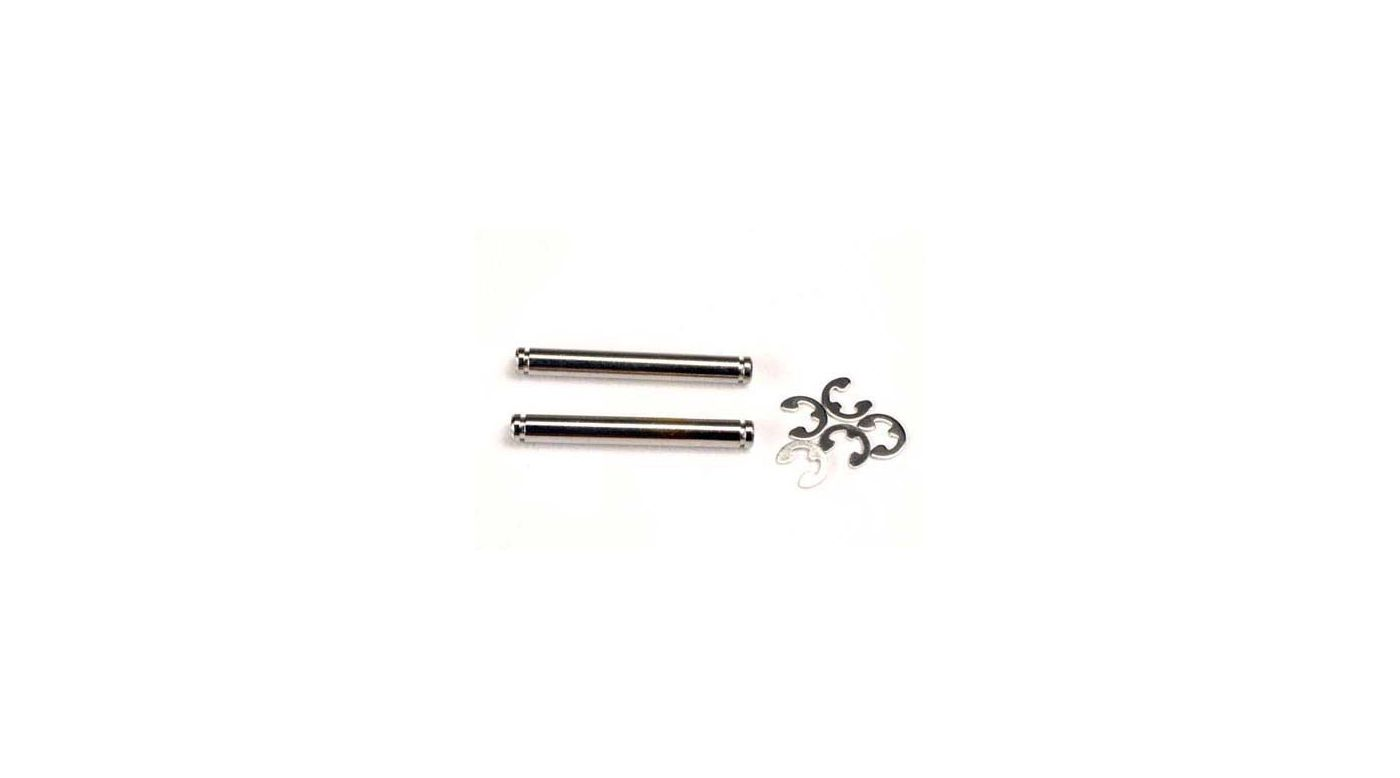 Image for Chrome Suspn Pins,26mm:Universal from HorizonHobby