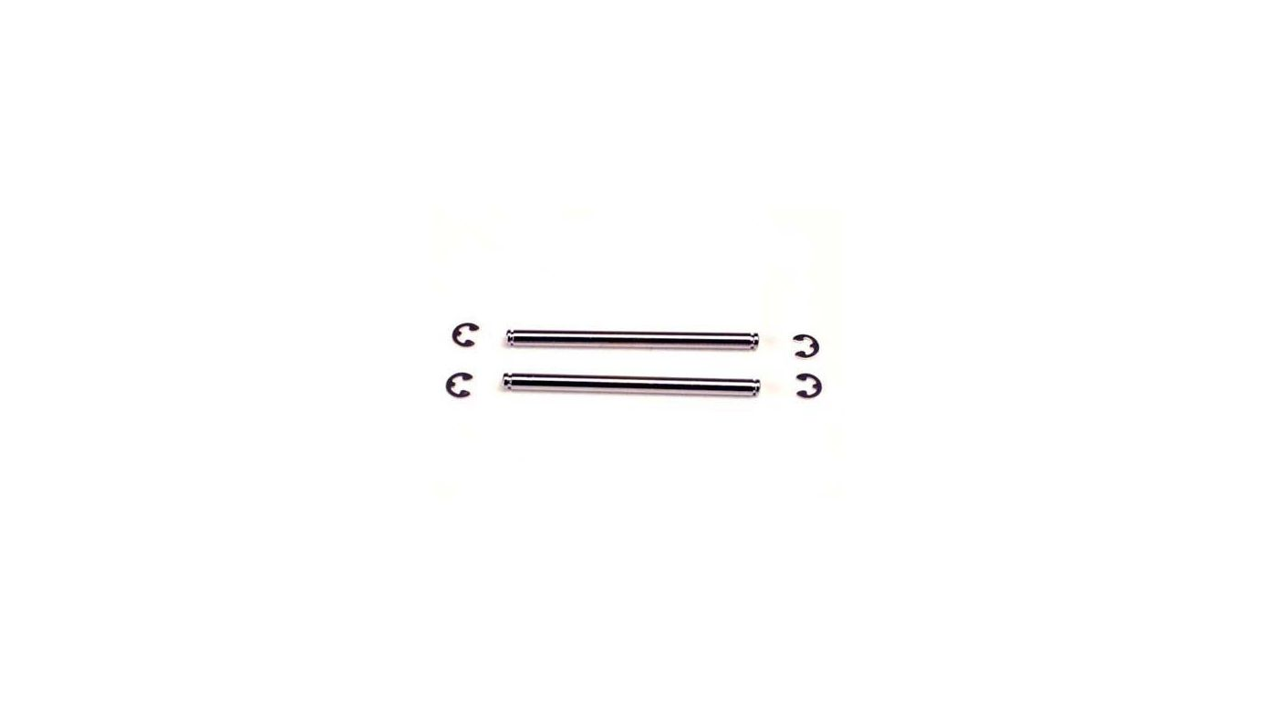 Image for Chrome Suspn Pins,48mm:Universal from HorizonHobby
