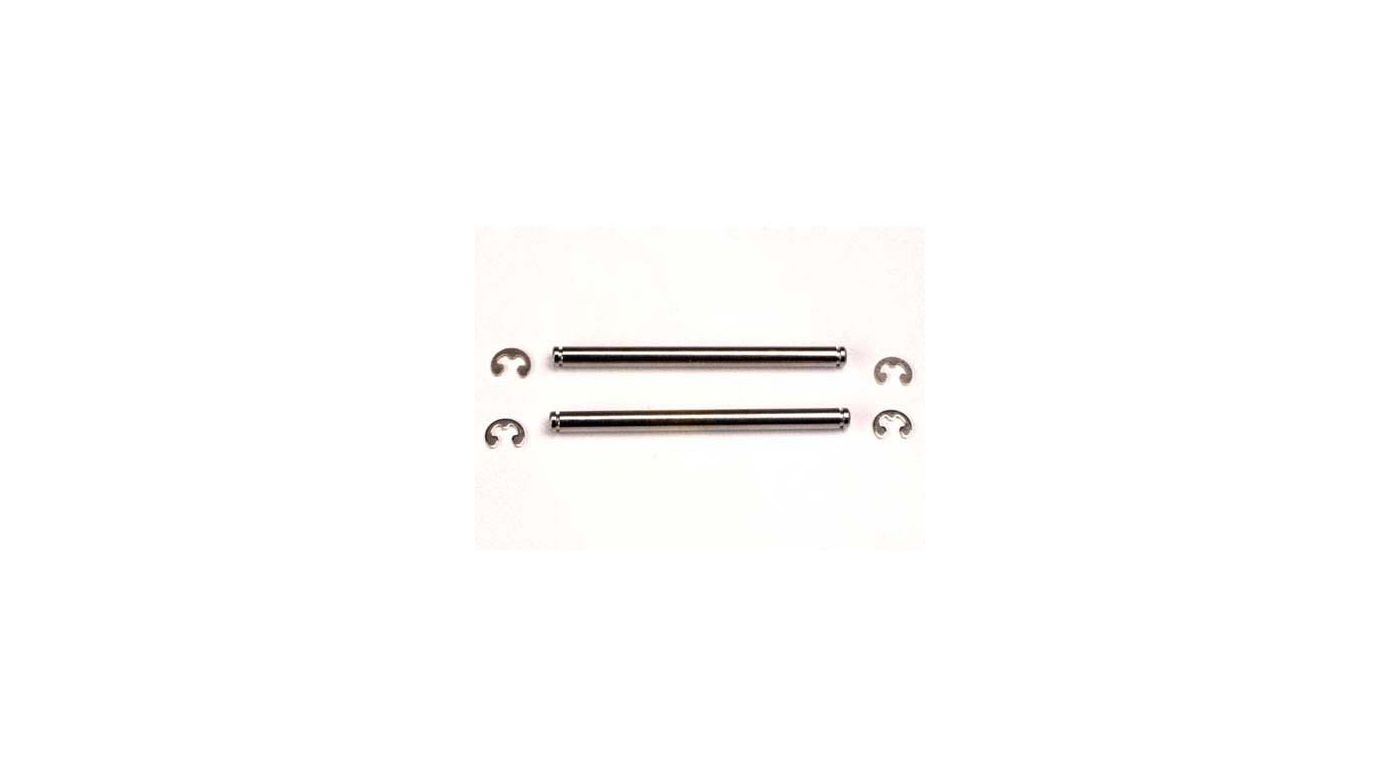 Image for Chrome Suspn Pins,44M from HorizonHobby