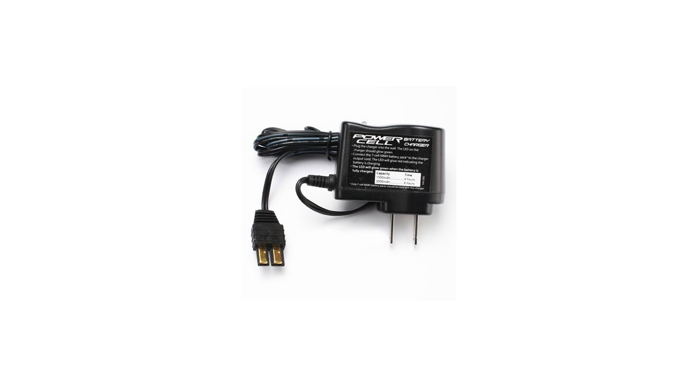 Image for A/C 350mA 7-Cell NiMH Charger from HorizonHobby