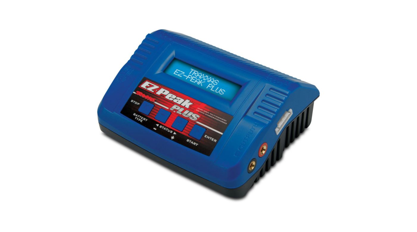 Image for EZ-Peak Plus 6-Amp LiPo/NiMH Battery Charger from HorizonHobby