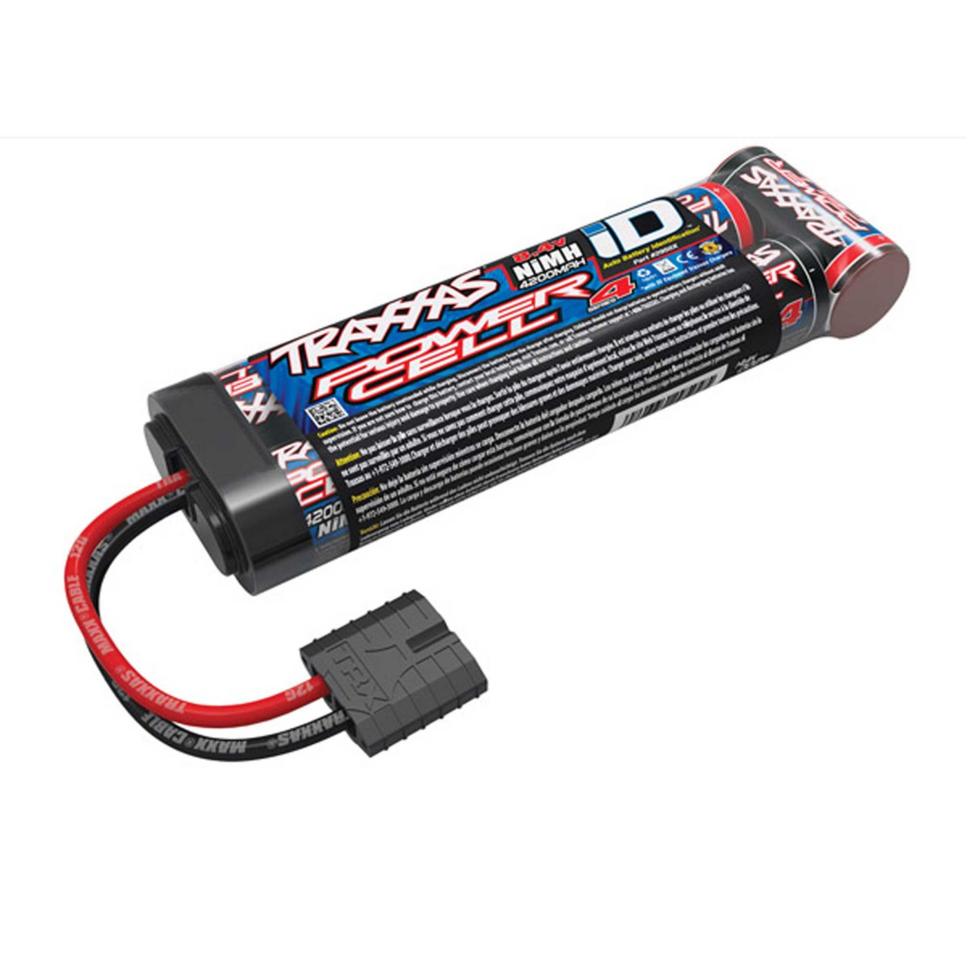 8.4V 4200mAh 7-Cell Stick NiMH Battery with TRA ID  (TRA2950X)