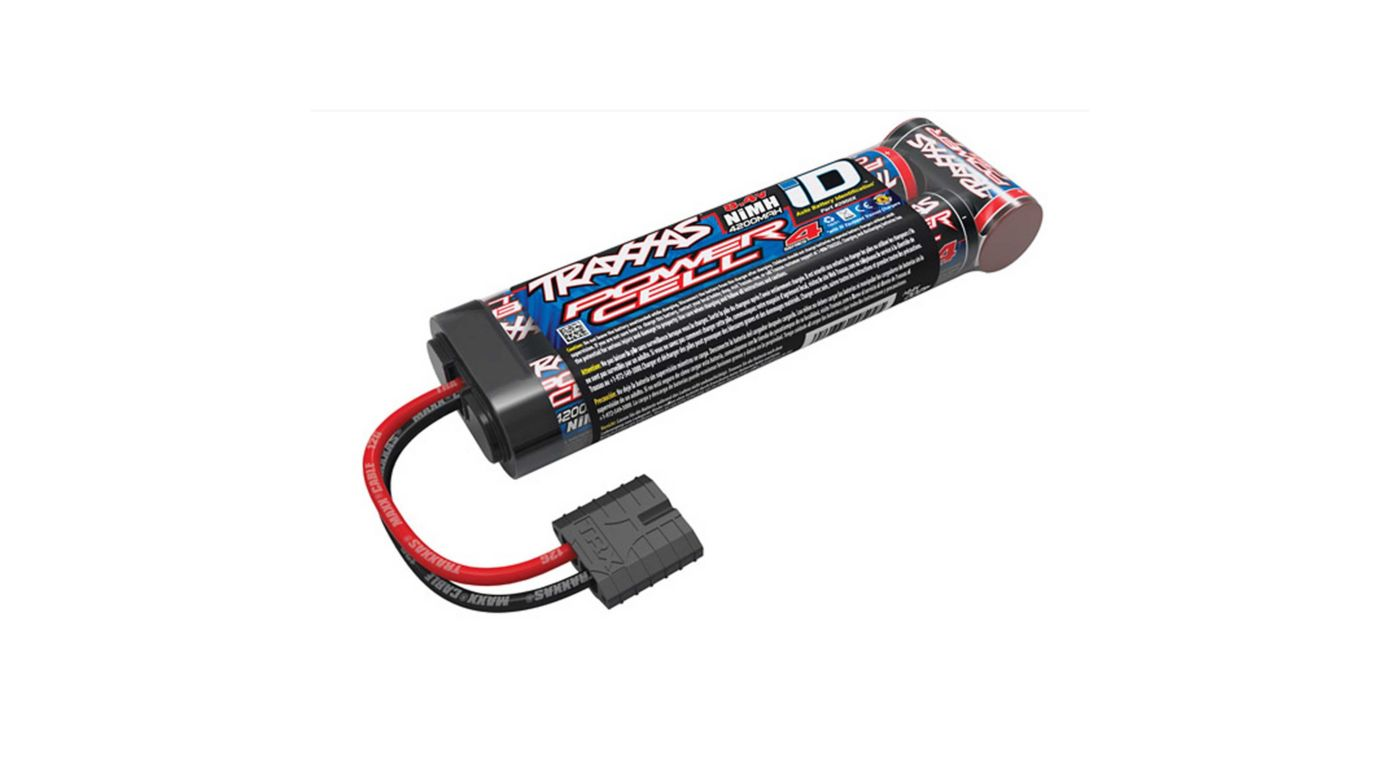 Image for 8.4V 4200mAh 7-Cell Stick NiMH Battery with TRA ID from HorizonHobby
