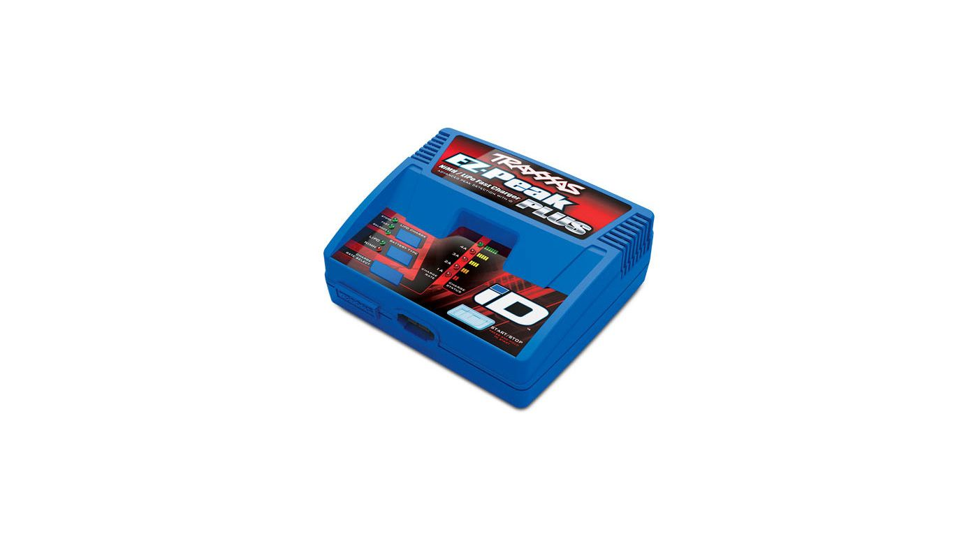 Image for EZ-Peak Plus 4amp NiMH/LiPo Charger with iD from HorizonHobby