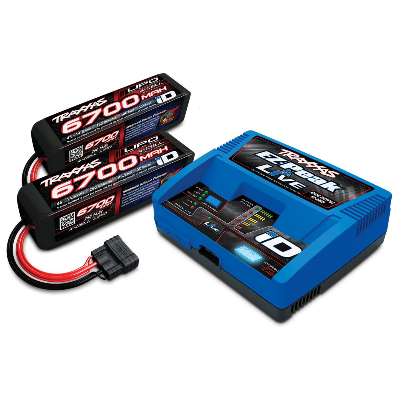 4S 6700mAh pleter Pack 2 14 8V 6700mAh LiPo Battery 1