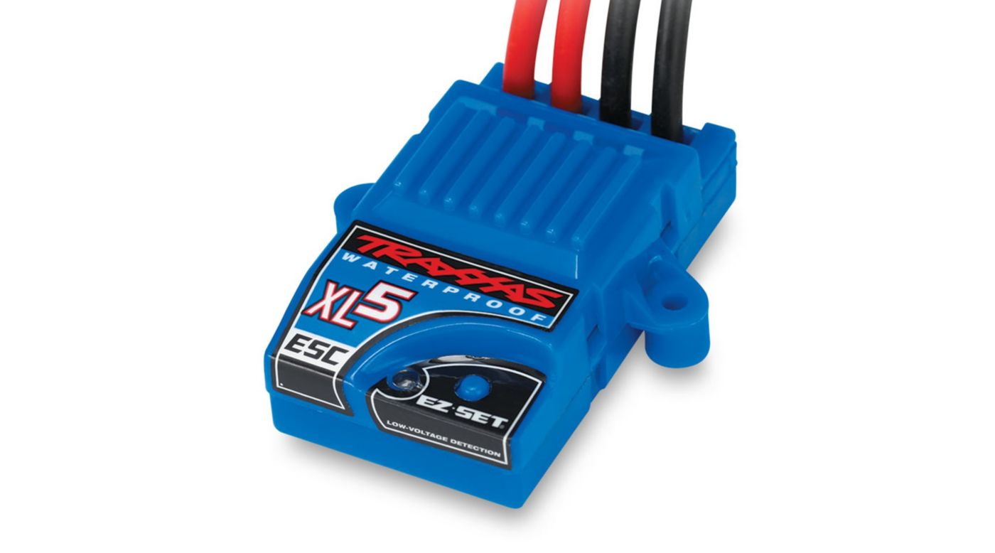 Image for Waterproof XL-5 ESC Low Voltage Detection from HorizonHobby
