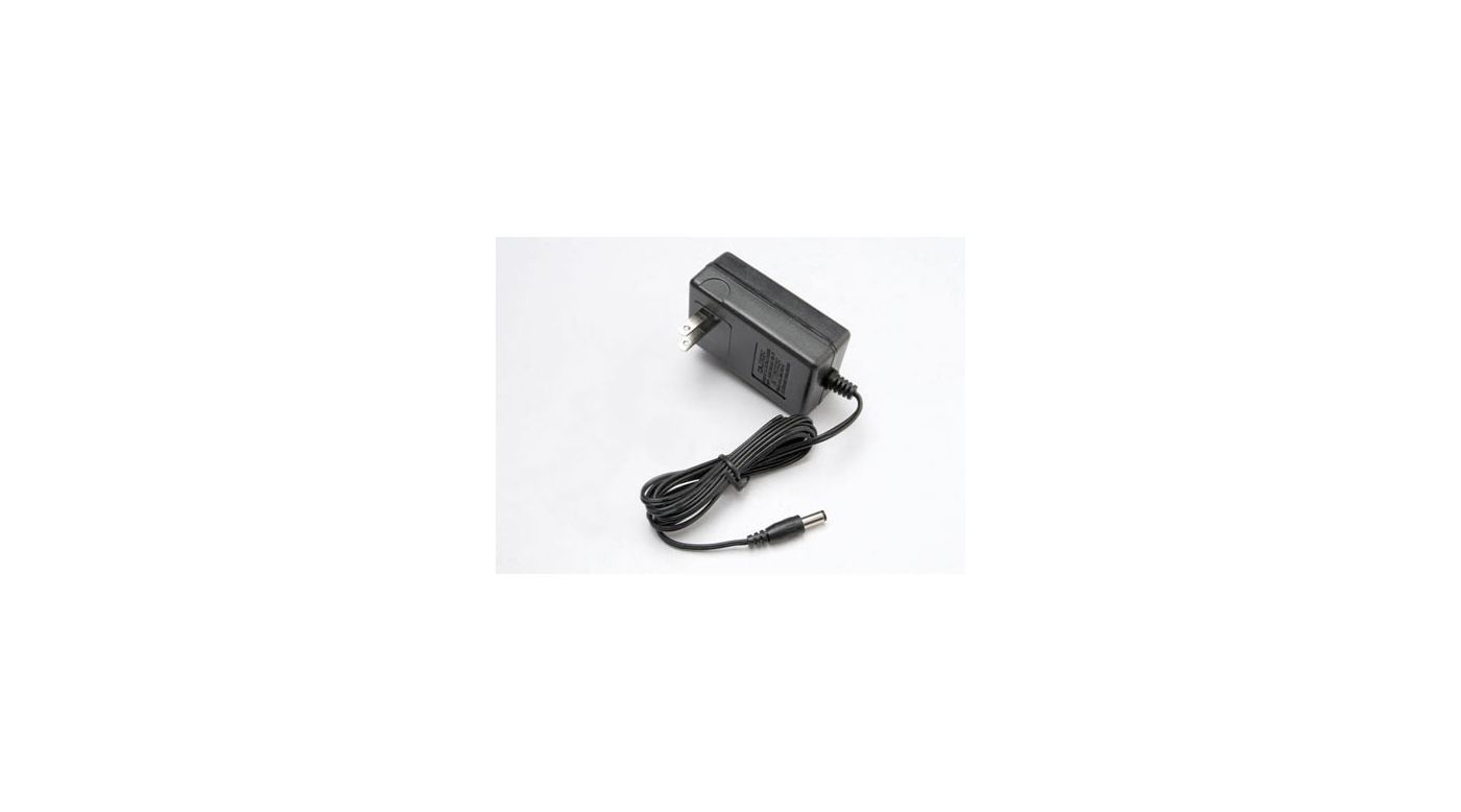 Image for Power Adapter,AC: Receiver Charger,SLY from HorizonHobby