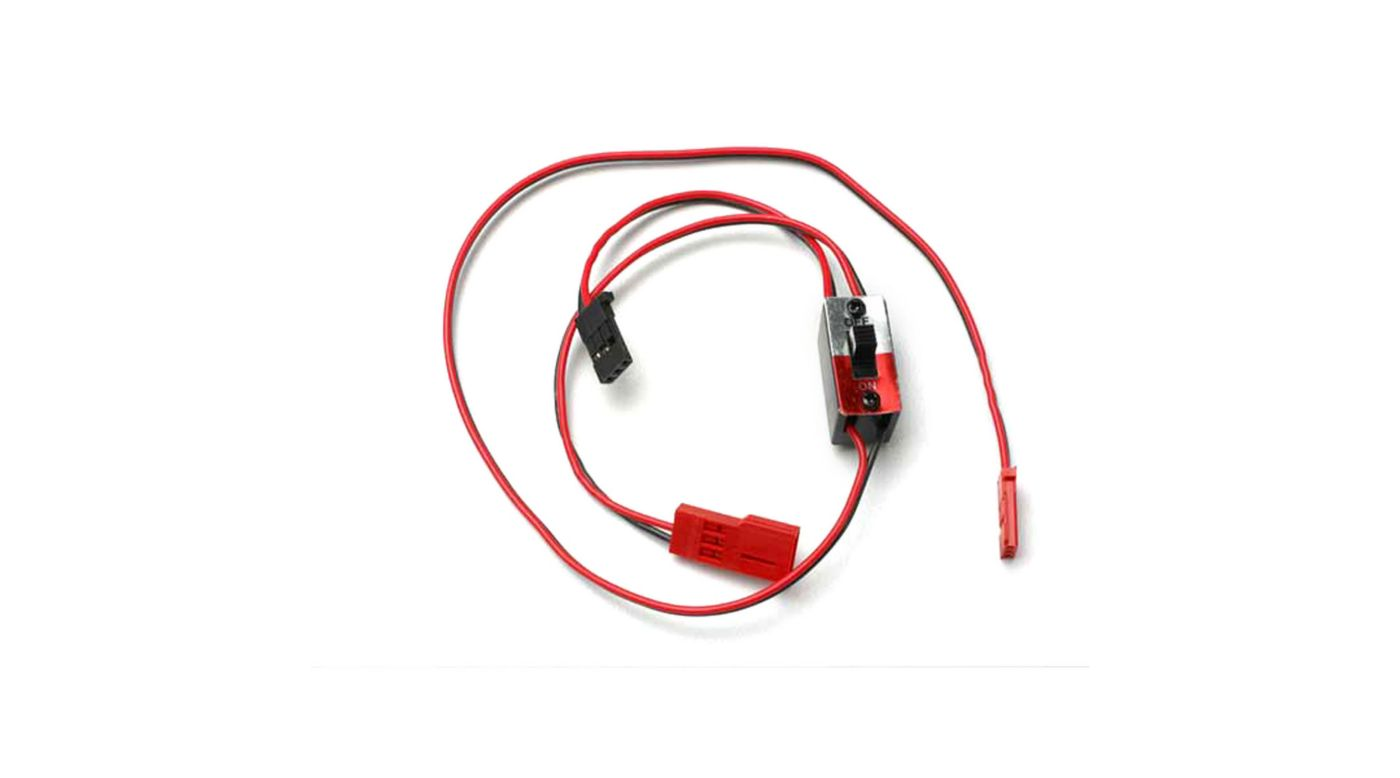 Image for Wiring Harness: Receiver Power Pack from HorizonHobby