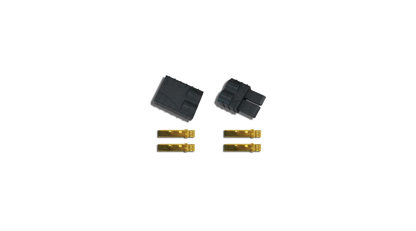 Image for TRA Connector(Male/Female) (1) from HorizonHobby
