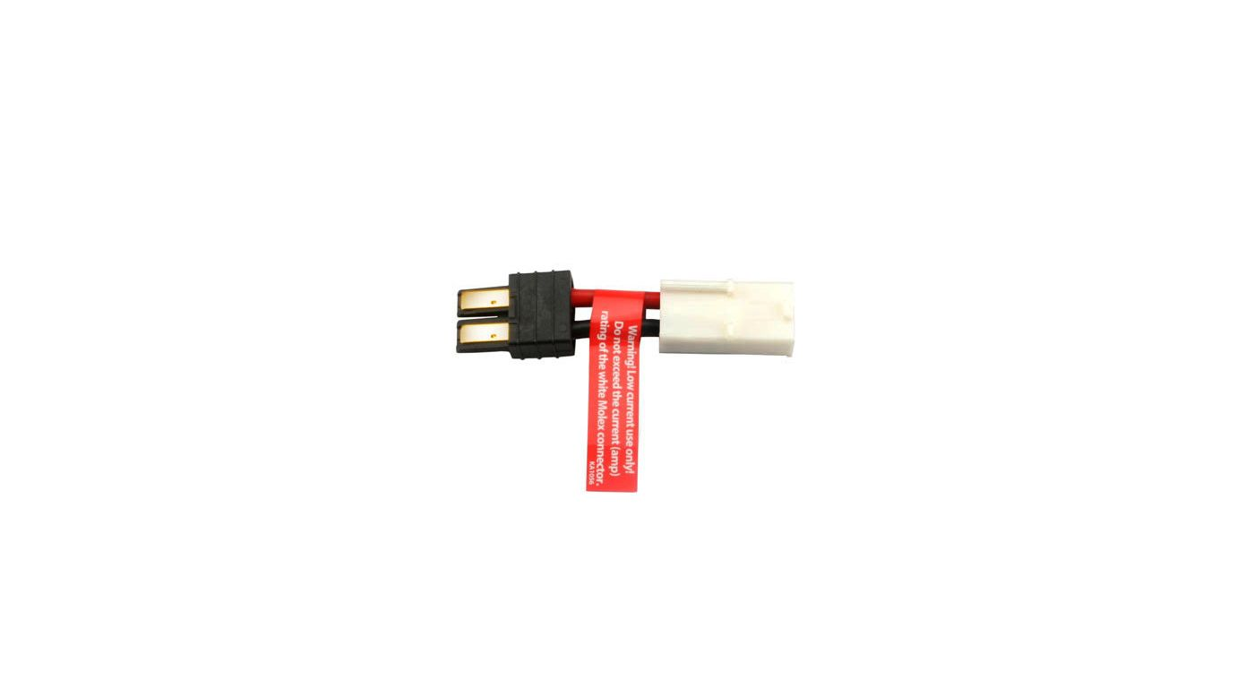 Image for High Current Connector Adapter, Male to Standard Molex Female (1) from HorizonHobby