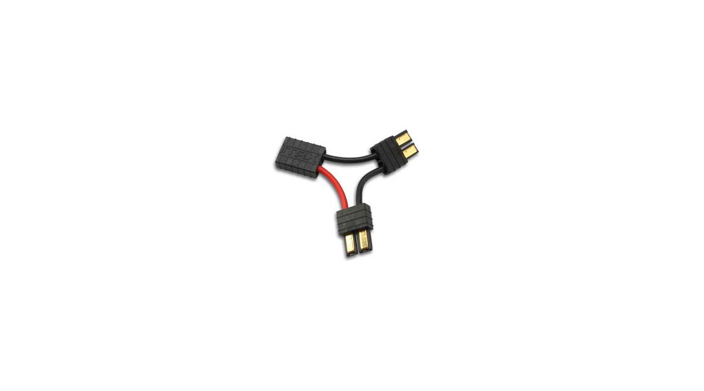 Image for Wire Harness, Series Battery Connection: 1/16 from HorizonHobby