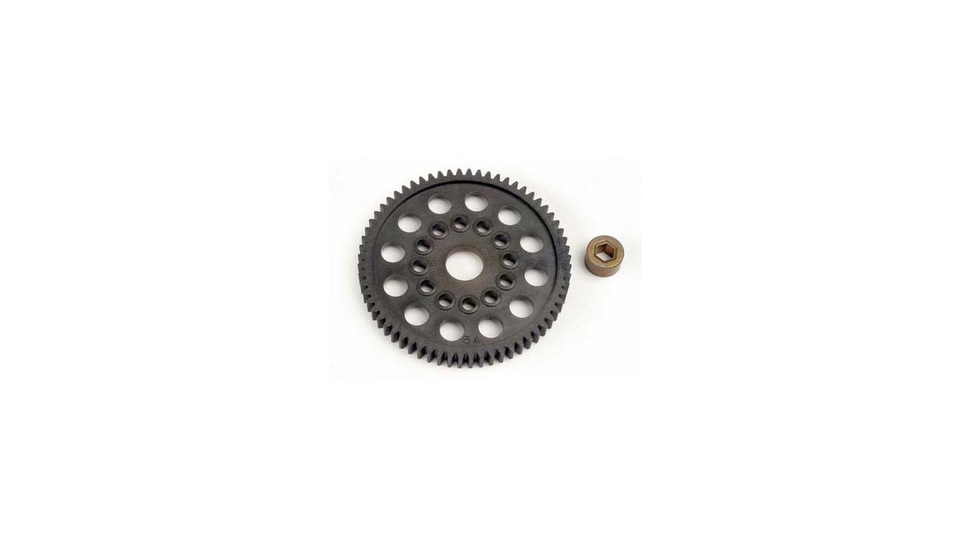 Image for 32P Spur Gear,64T from HorizonHobby