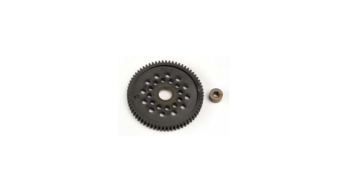 Image for 32P Spur Gear,66T:N from HorizonHobby