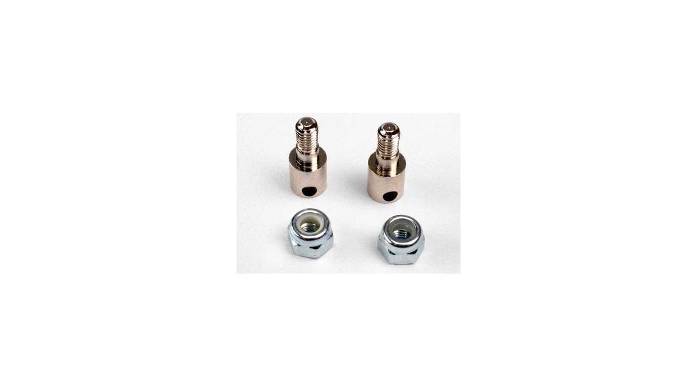 Image for Guides/Rods/Nuts:NS,EMX,TMX.15,2.5 from HorizonHobby