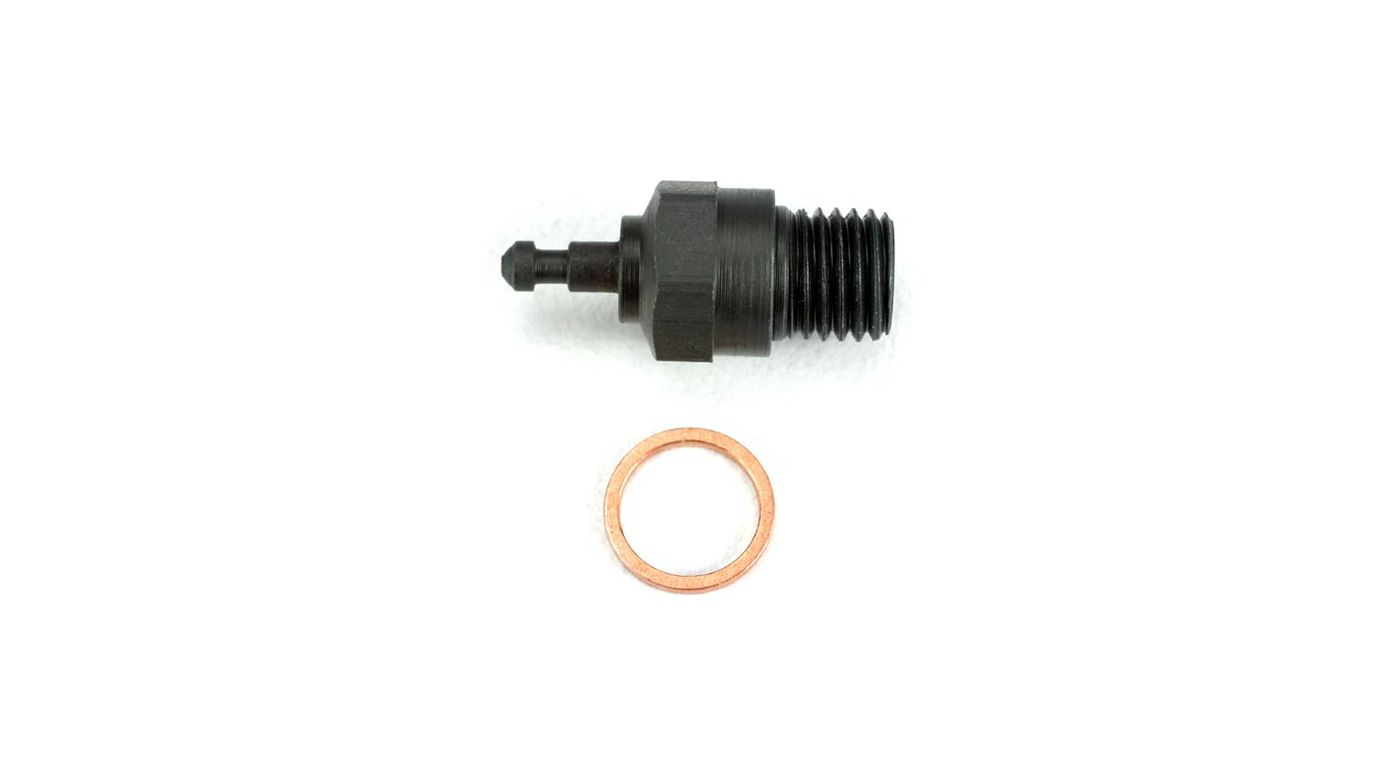 Image for Super Duty Long Glow Plug (1) from HorizonHobby