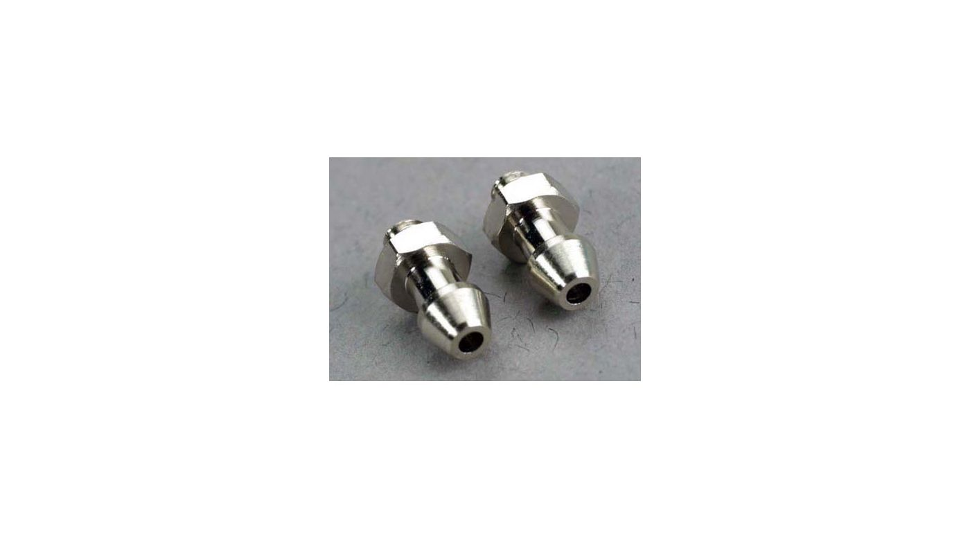 Image for Inlet Fittings:TMX 2.5,3.3 (2) from HorizonHobby