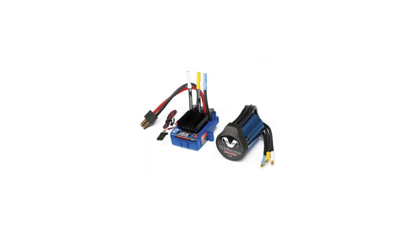 Image for Velineon Brushless Power System Waterproof: 1/10 from HorizonHobby