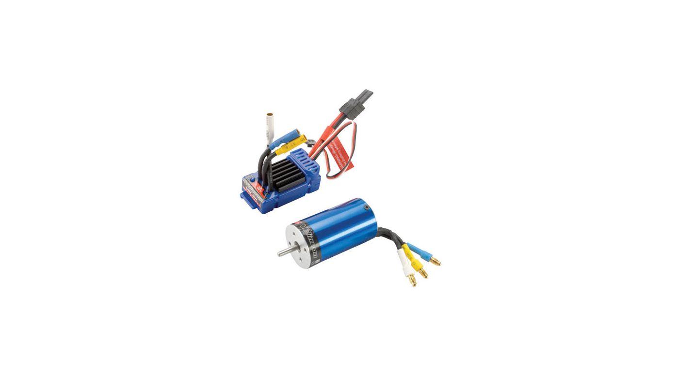 Image for Velineon VXL - 3m Brushless Power System:1/16 from HorizonHobby