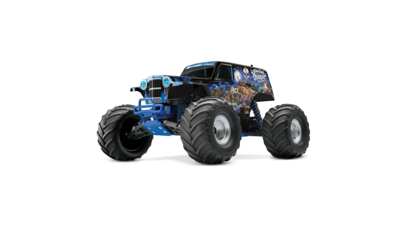 Image for Son-uva Digger 2WD Monster Truck RTR w/AM Radio from HorizonHobby