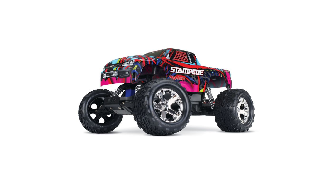Image for 1/10 Stampede XL-5 2WD Monster Truck Brushed RTR, Hawaiian Edition from HorizonHobby