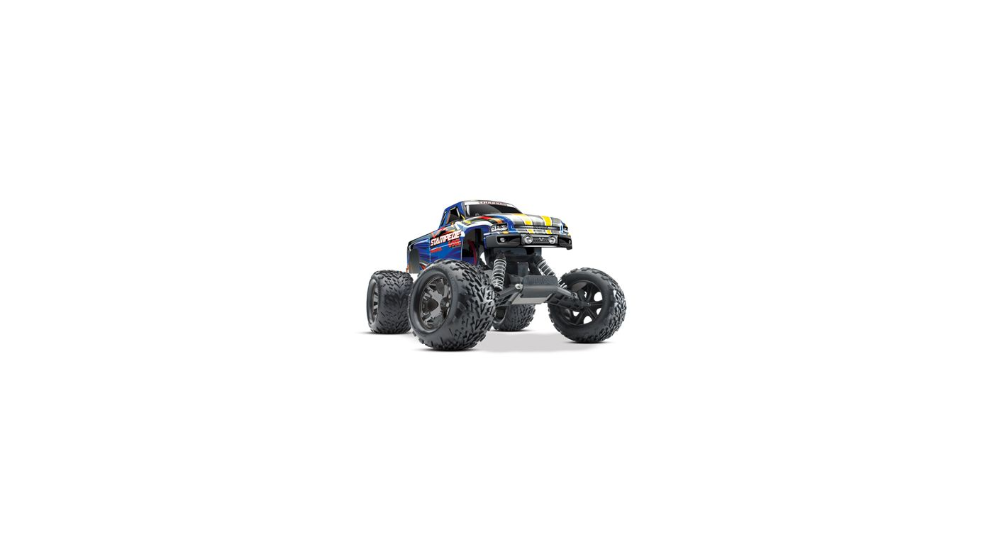Image for Stampede VXL Brushless RTR w/ 7 Cell Battery/Chr from HorizonHobby