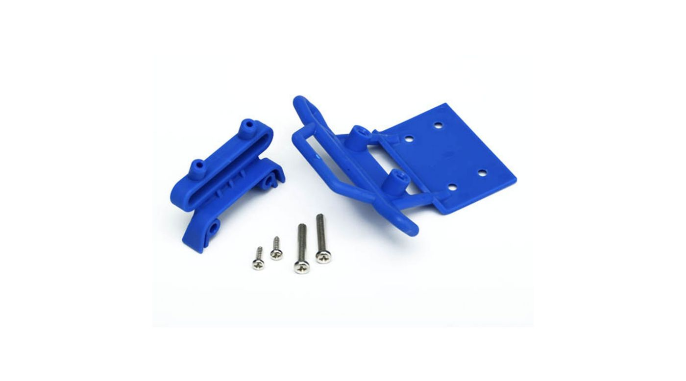 Image for Front Bumper and Mount, Blue: Son-Uva Digger from HorizonHobby