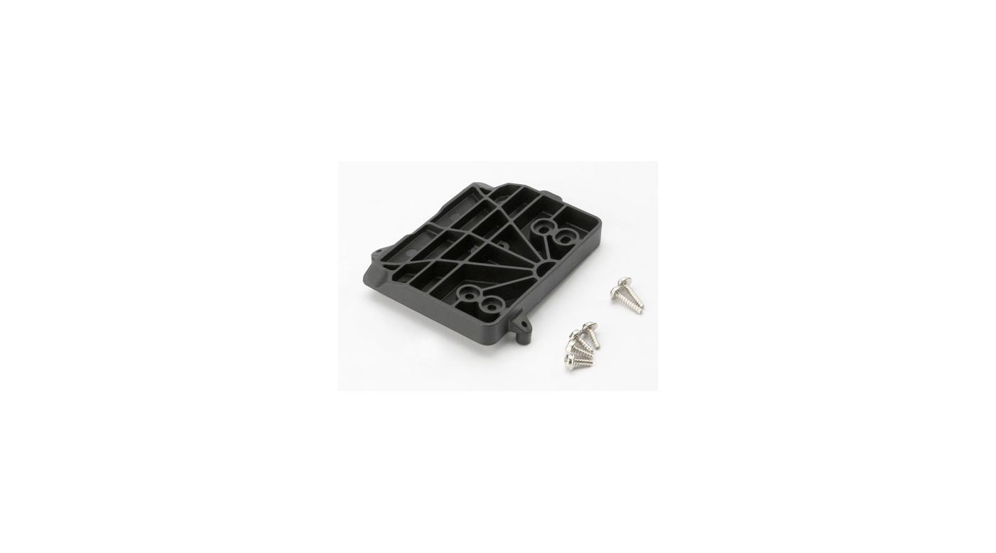 Image for Mounting Plate for ESC: Stampede from HorizonHobby