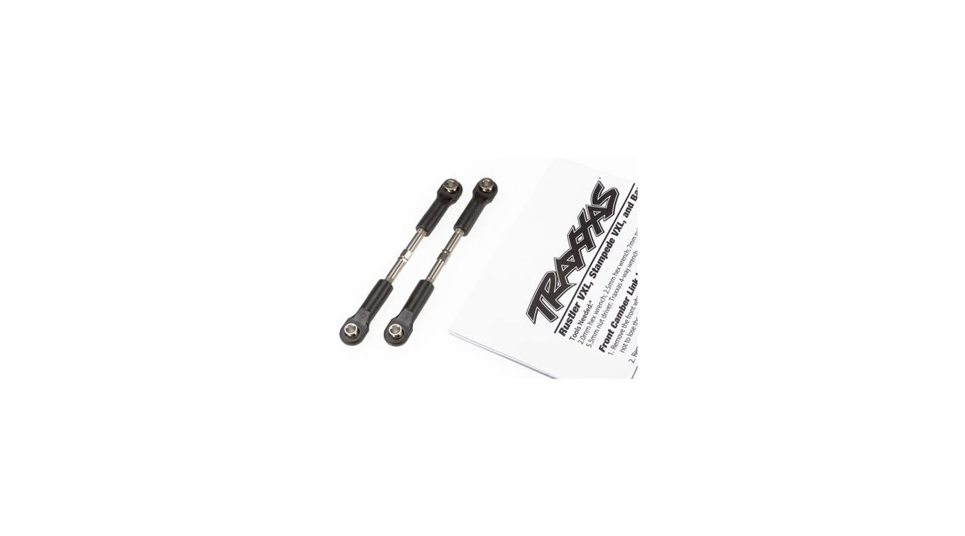 Image for Turnbuckle, Camber Link 49mm, R (2):VXL from HorizonHobby
