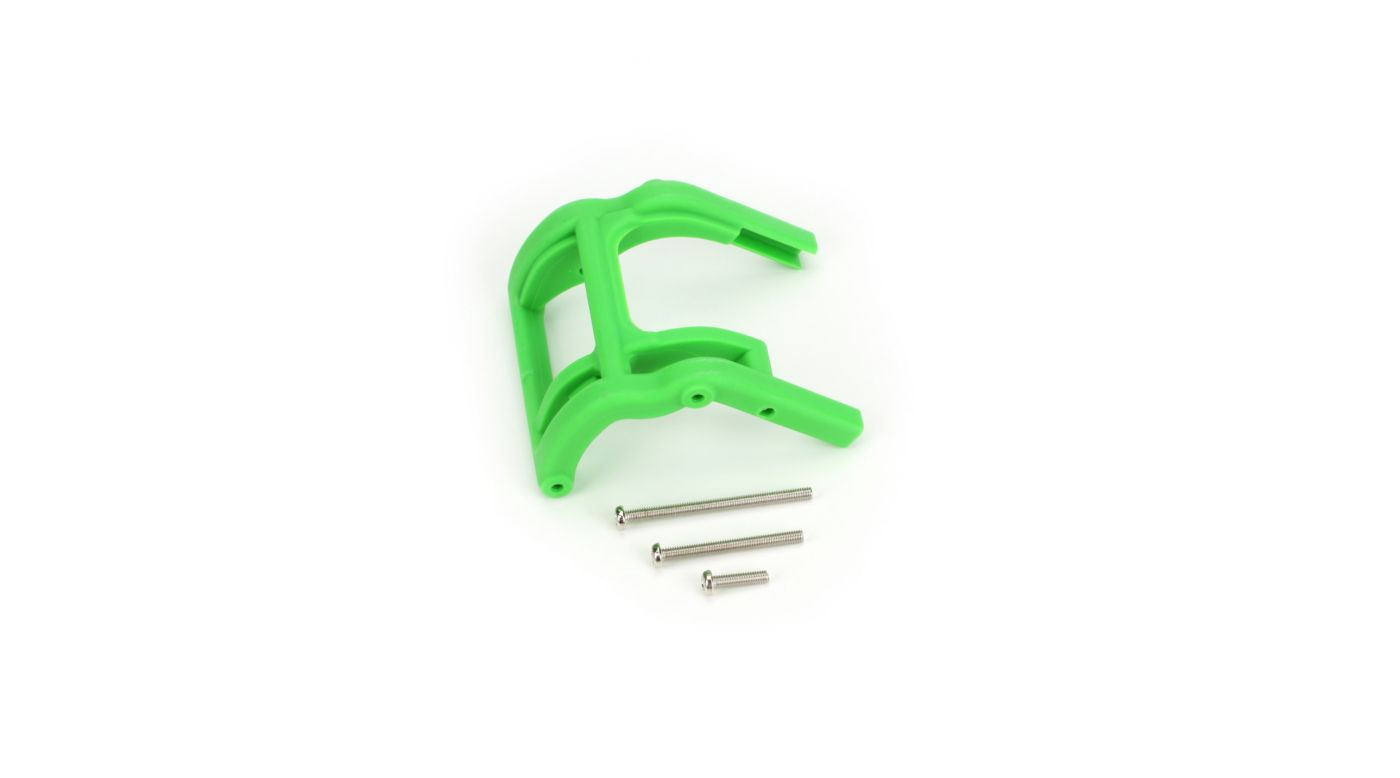 Image for Wheelie Bar Mount, Green: Monster Jam from HorizonHobby