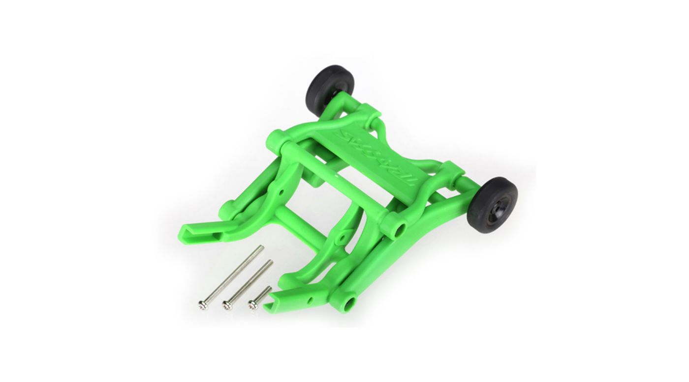 Image for Wheelie Bar Mount Assembled, Green: Monster Jam from HorizonHobby