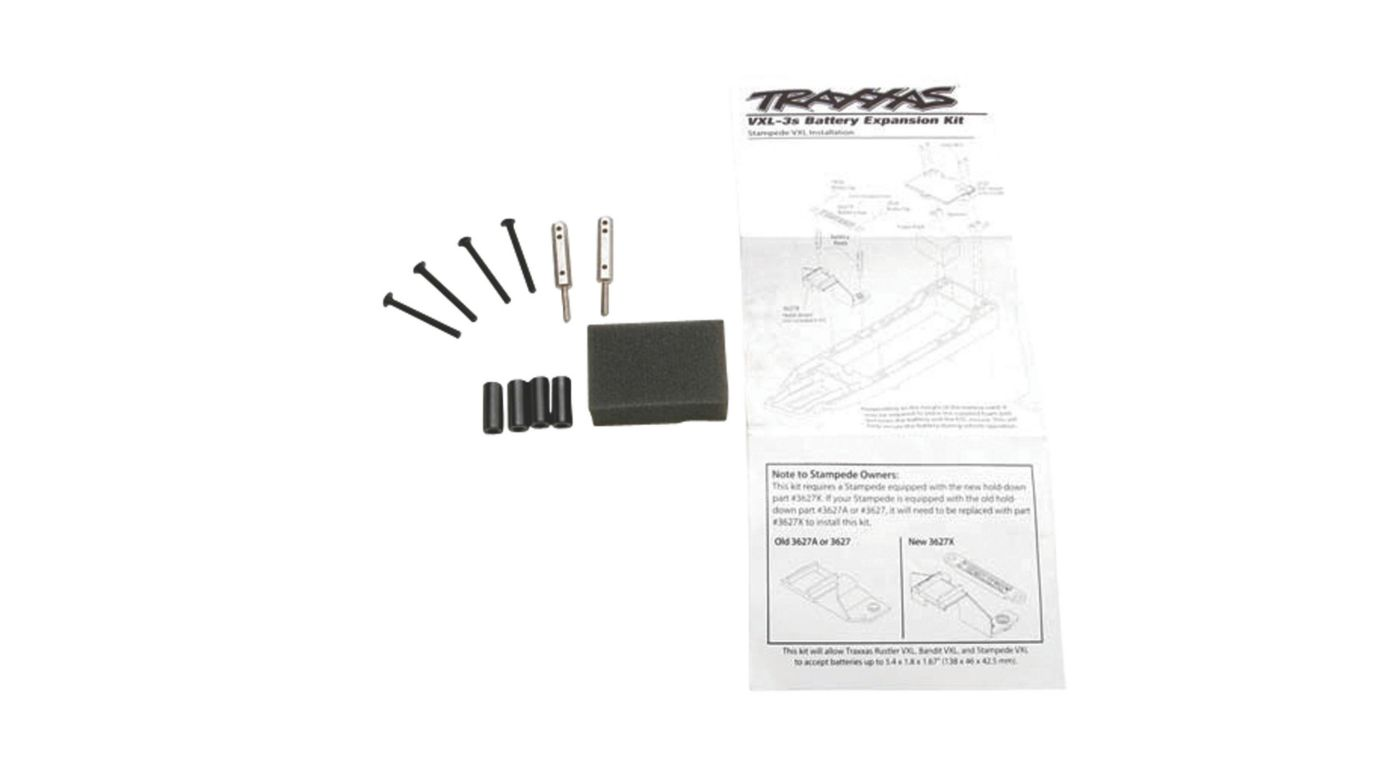Image for Battery Expansion Kit: RU, BA, ST from HorizonHobby