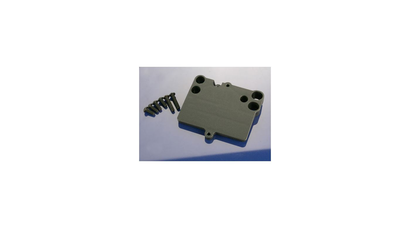 Image for Mounting Plate for ESC:VXL from HorizonHobby