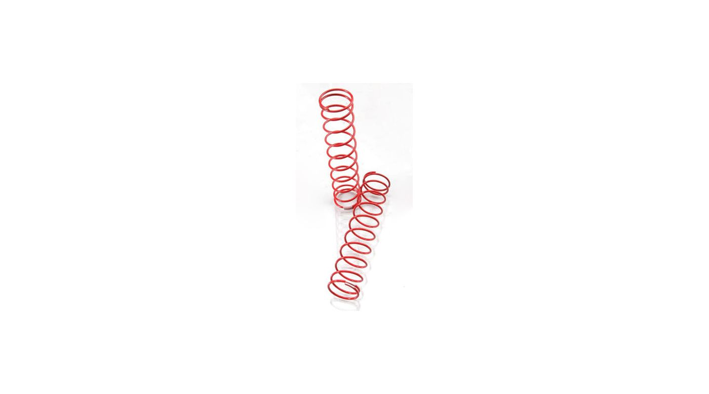 Image for Rear Springs, Red (2): 4908 T-Maxx 3.3 from HorizonHobby