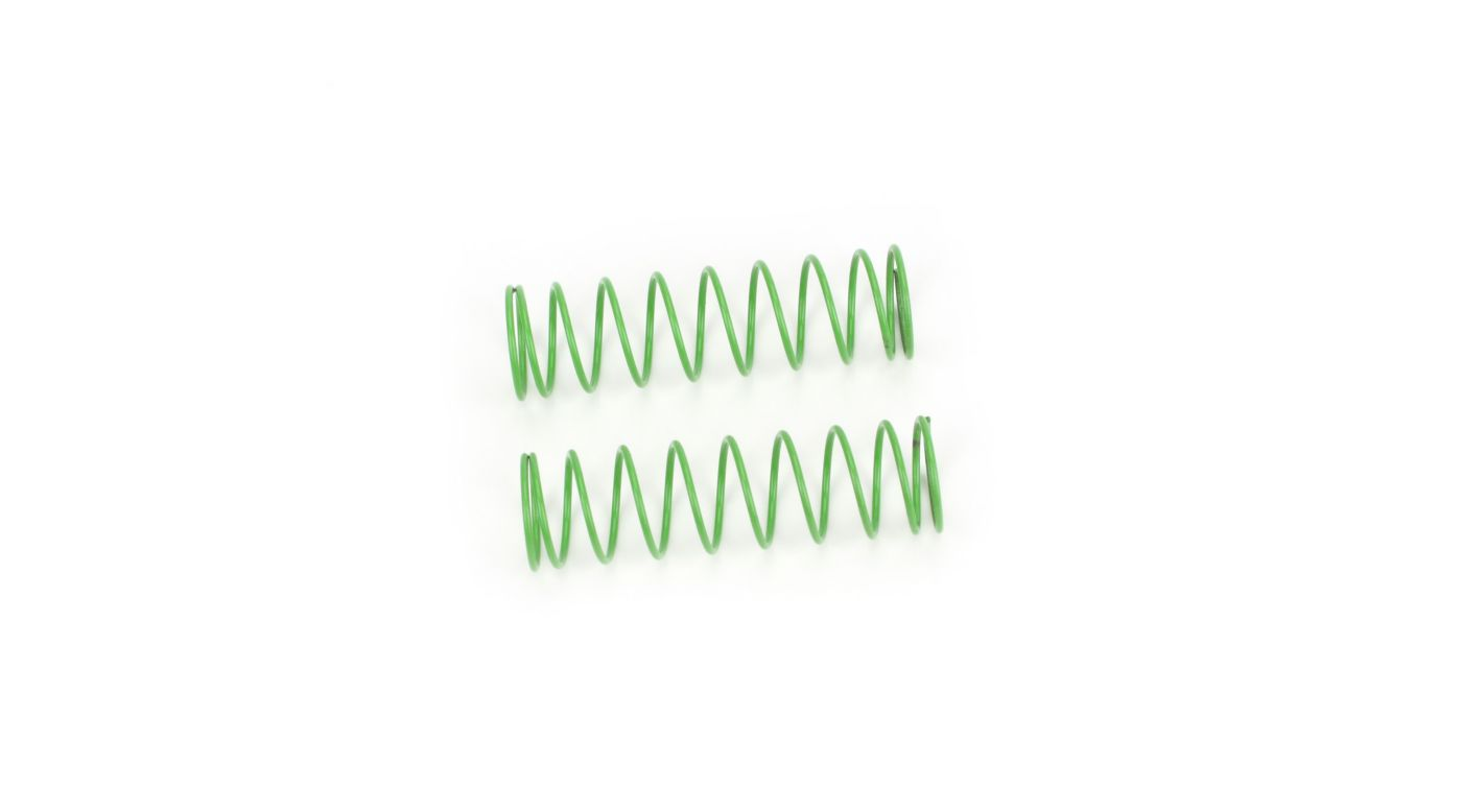Image for Front Springs, Green (2): Monster Jam from HorizonHobby