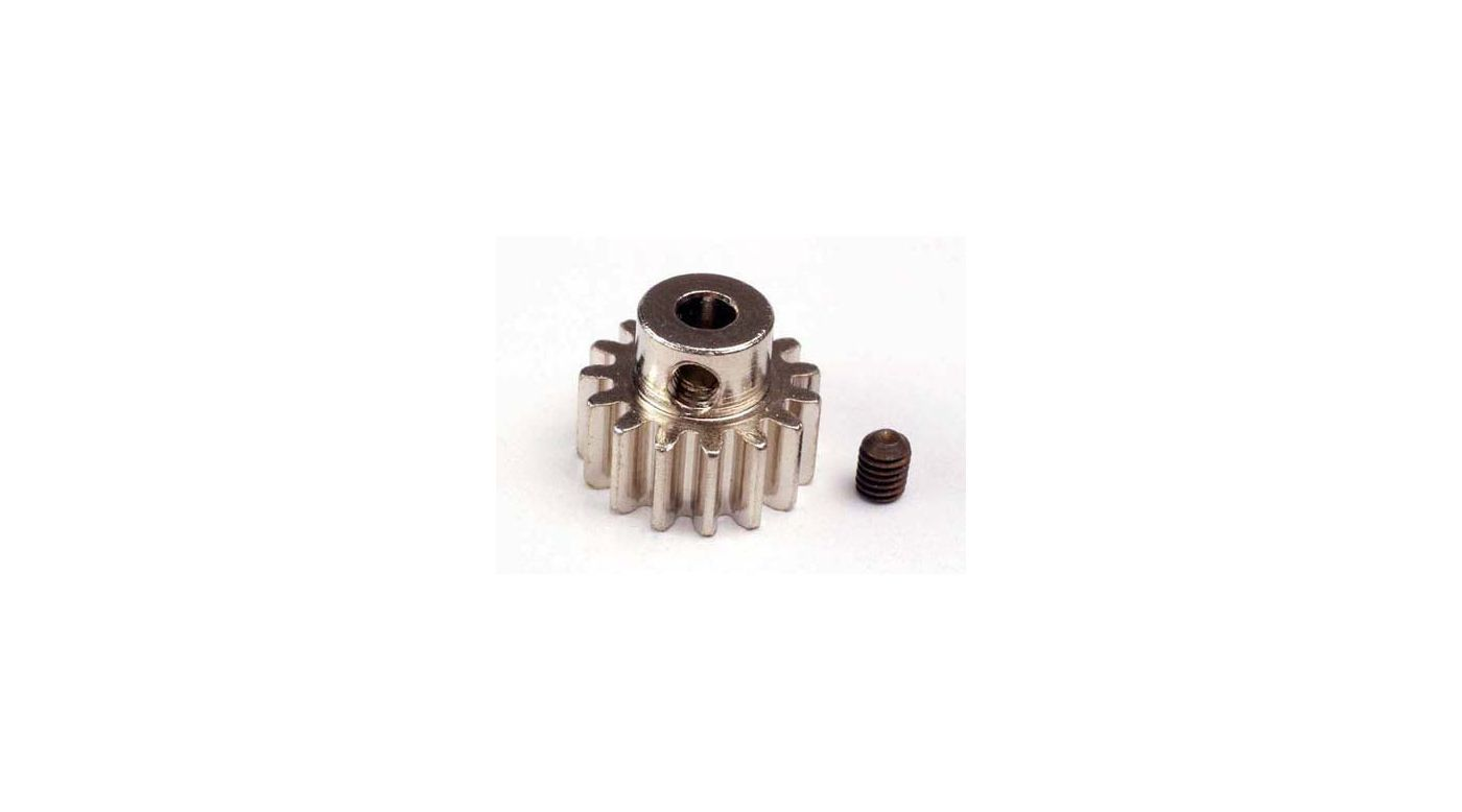 Image for 32P Pinion Gear, 15T from HorizonHobby