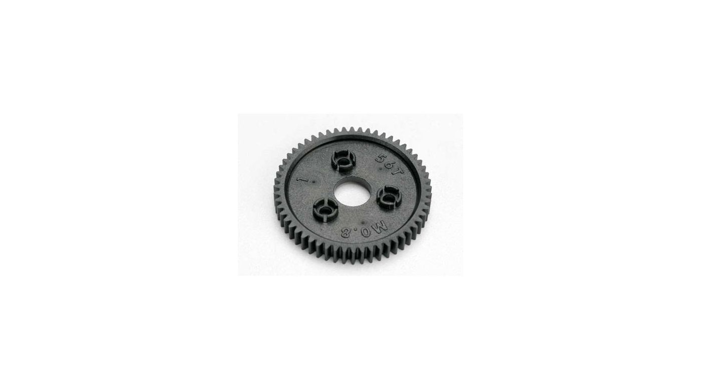 Image for 56T Spur Gear: Jato, EMX from HorizonHobby