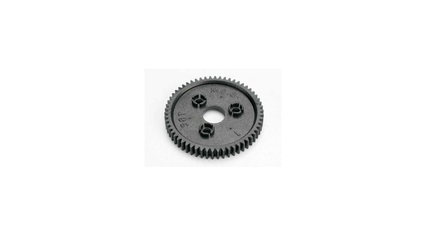 Image for 58T Spur Gear: Jato, EMX from HorizonHobby