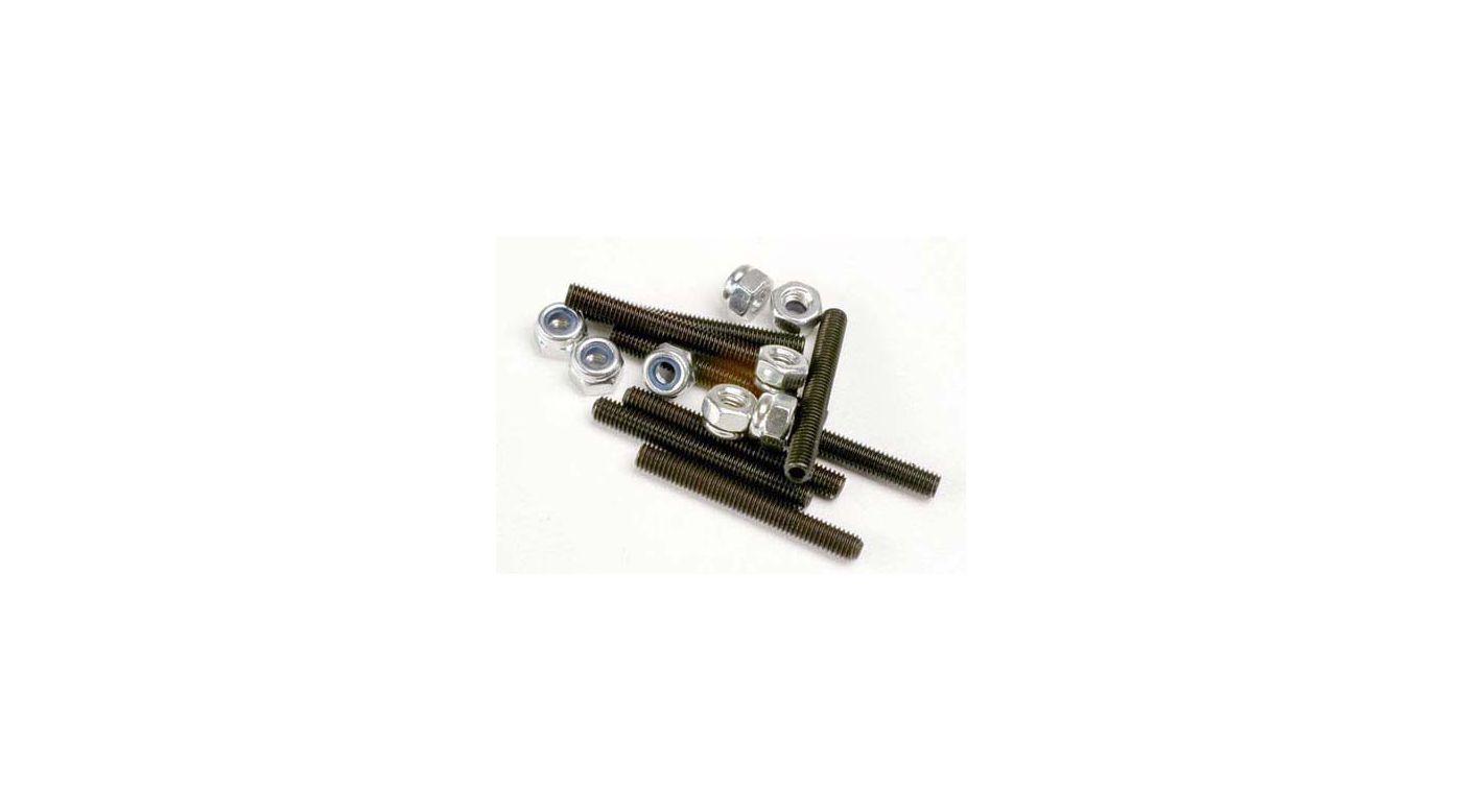 Image for Screws & Nylon Locknuts:TMX from HorizonHobby