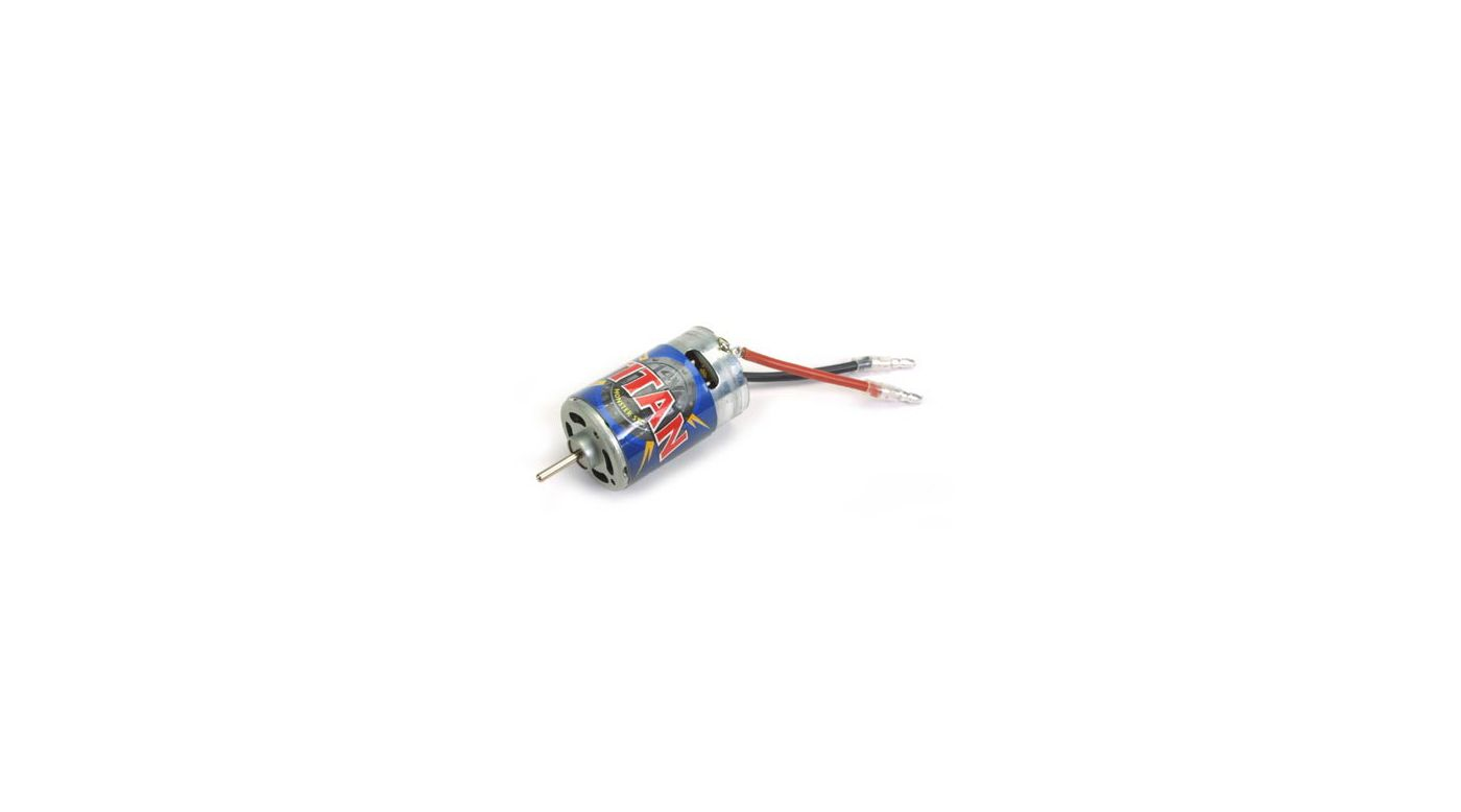 Image for Titan 550, 21T Motor: EMX from HorizonHobby