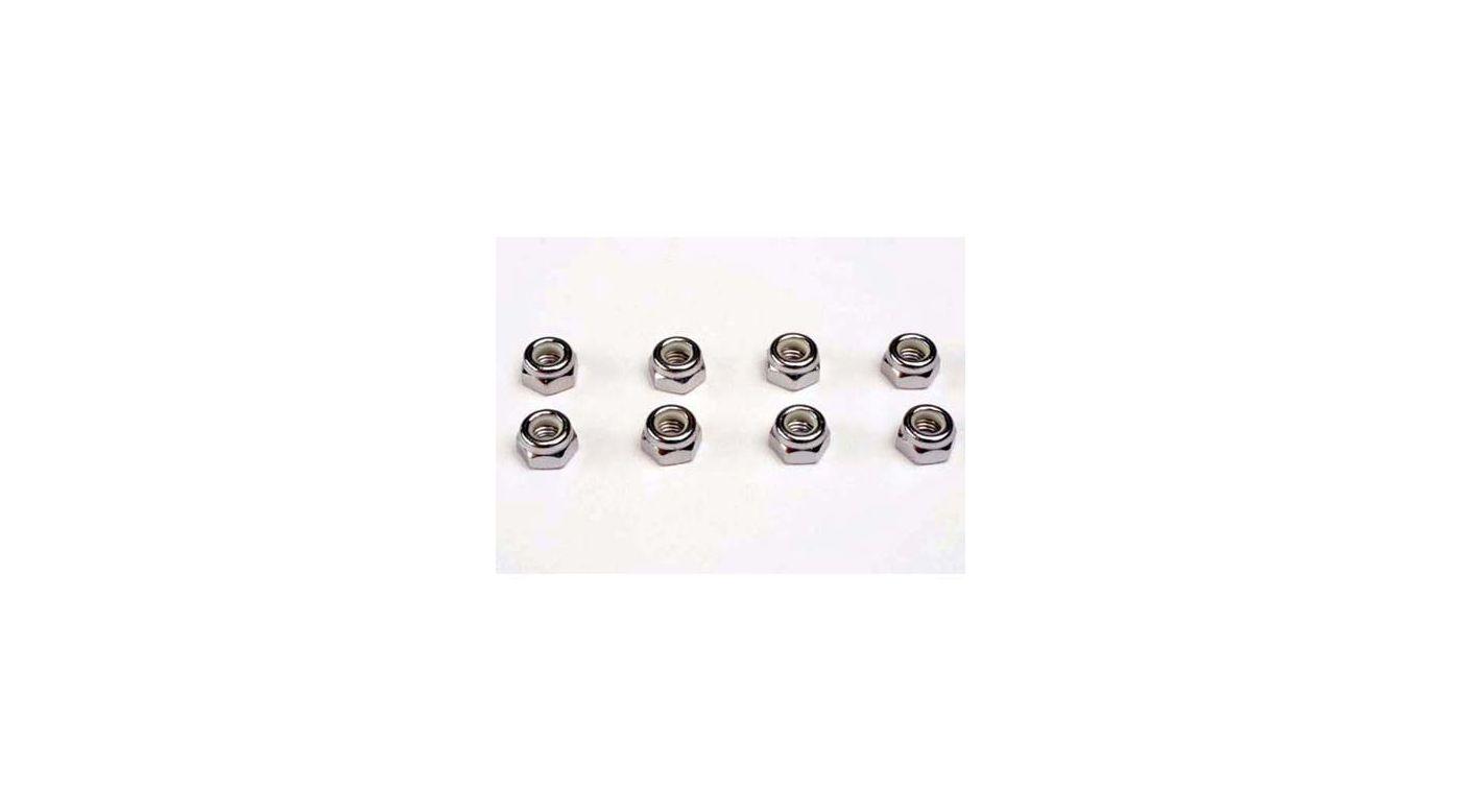 Image for Nylon Locking Nut:NRU,E/TMX.15,2.5,Revo,SLY from HorizonHobby