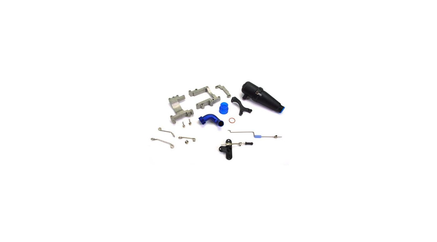 Image for NRustler Pro15-TRX25 Upgrade Kit from HorizonHobby