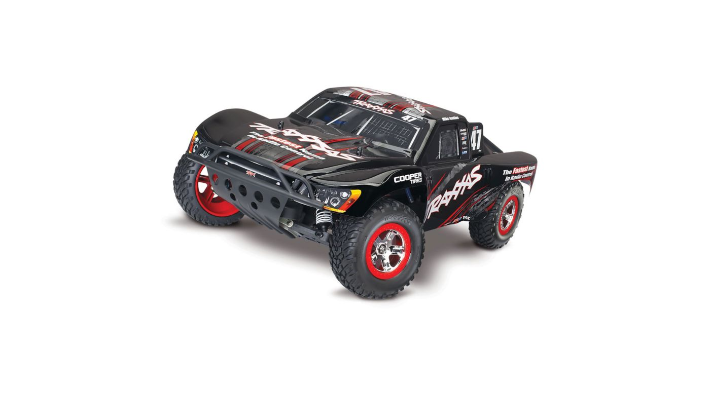 Image for 1/10 Nitro Slash 3.3 2WD SCT RTR, Mike Jenkins #47 Edition from HorizonHobby