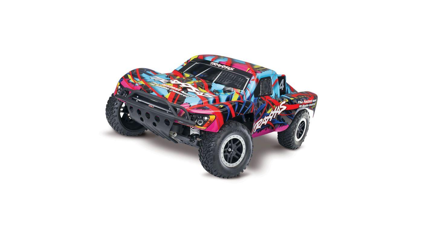 Image for 1/10 Nitro Slash 3.3 2WD SCT RTR, Hawaiian Edition from Horizon Hobby