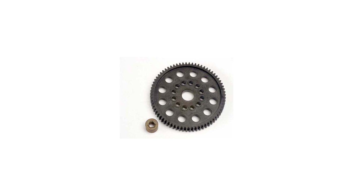 Image for 32P Spur Gear,70T:NR,NSP,TMX.15,2.5 from HorizonHobby