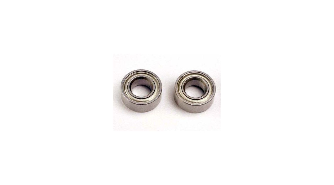 Image for Ball Bearing5x10x4mm:NRU,TMX.15,2.5,3.3,SLY from HorizonHobby